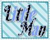 M/F Little Man Headsign