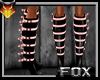 [FX] Peach Strap Boots