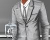 Silver Suit Jacket