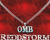 OMB Silver & Blue Req