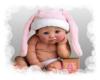 Cute Baby Bunny Girl