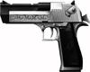 Sticker big gun