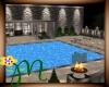 *M* Pool House