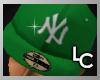 !LC™ NY Cap Green