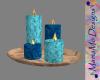 4 VariBlue w/Slate Tray