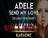 adele send me love