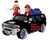 Kids Scaled Hummer3 blk