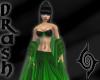 Mistress Shawl - Green