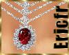 Royal Ruby on Diamonds
