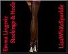 Emma Stockings & Heels