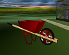 Red Wheel Barrow poses
