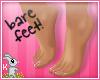 !B! Cheap Bare Feet