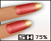 *SH Melon/Gold RS 75%