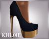 K glam heels
