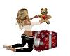 Christmas Gift Bear