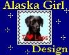 Labrador Stamp