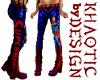 Superman Leather Pants