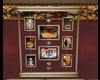 Tea Room Wall Cluster