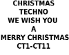 WISH YOU A MERRY CHRISTM