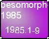 GA besomorph