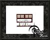 Dark| Jap Bath Shelves