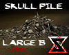 ]Z[ Skull Pile large B