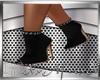 Shay black boots