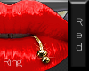 Pouty Ring Red