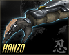 忍 Hanzo Archery Glove