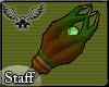 [Aluci] Earth Staff