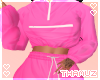 T | Pink Tracksuit