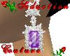 Amethyst Crystalline