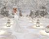 White Winter Sparkle