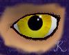 Yellow Topaz Eyes M