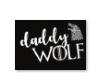 Gof daddy wolf tshirt