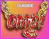 C|OMG! Glossy Chain