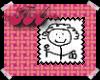 ~FA~ Stamp - girl