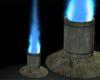Blue Fire Vent