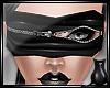 [CS]Zip Fetish Blindfold