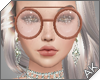 ~AK~ Sunglasses: Peach