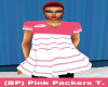 (BP) Pink Packers T.