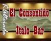 El Consentido Bar Door