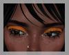 tangerine eyeshadow