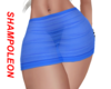 EML Blue skirt