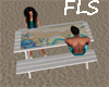 FLS Beach Picnic Table