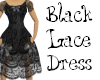 Black Lace Dress ~LC