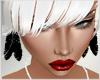 ! Dark Feathers Earrings