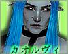 Laeroth Hair- Blue