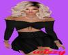 Wiz- Black Dress RLL