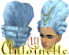 Antoinette - Satin Blue